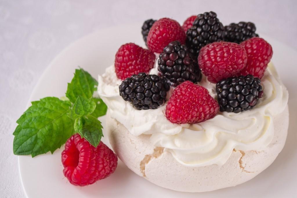 Оригинальный рецепт знаменитого десерта Павлова