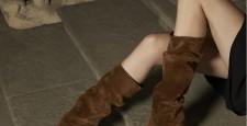 Осень в шоколаде: обувь в самом модном цвете этого сезона