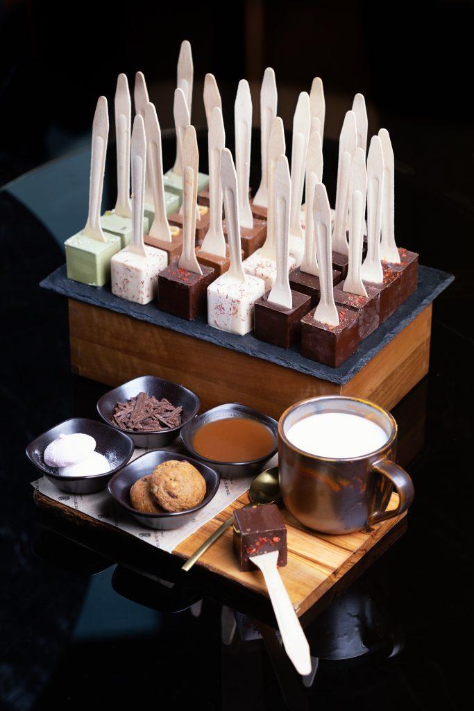 Сладкий ноябрь: The Ritz-Carlton, Astana приглашает на шоколадный мастер-класс