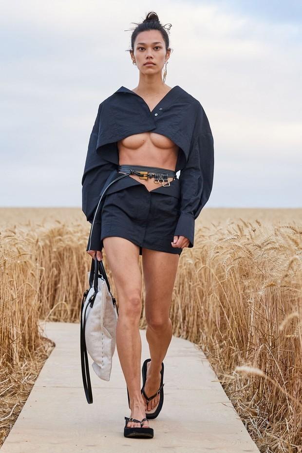 Новые лица: модель Джейд Нгуен