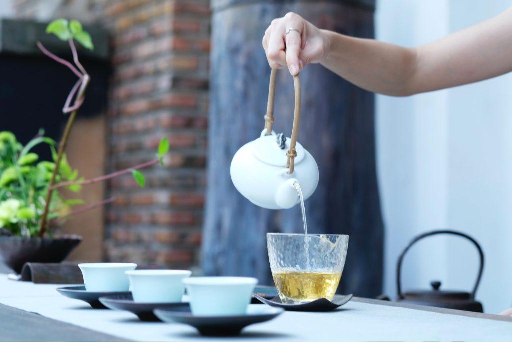 ТОП-5 приложений для любителей чая