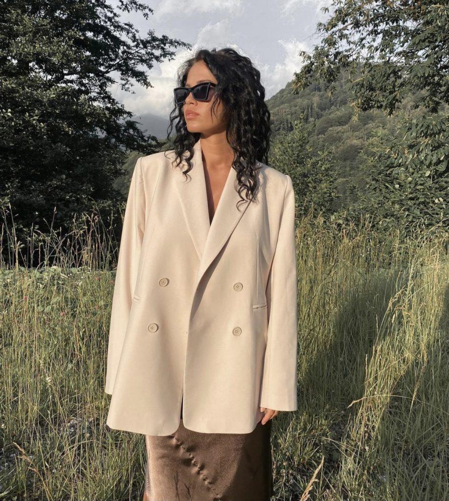 Главная покупка весны: пиджак