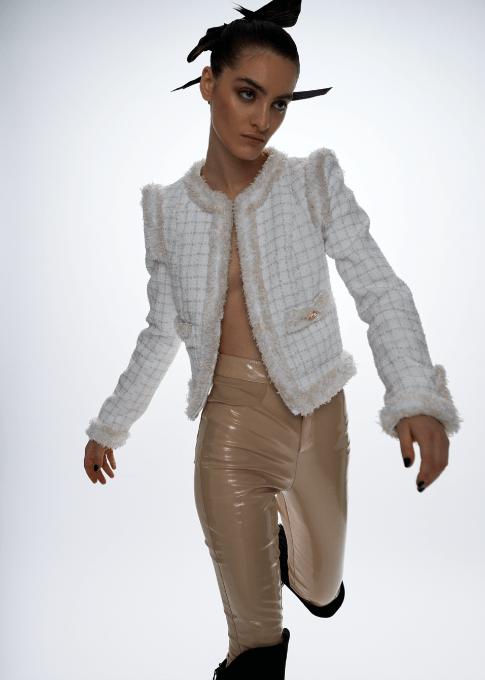 Fashion-съемка La Liberté для Elle Kazakhstan