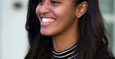 Старшая дочь Барака Обамы стала сценаристом