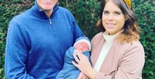 Как принцесса Евгения назвала сына? (+ первые фото)