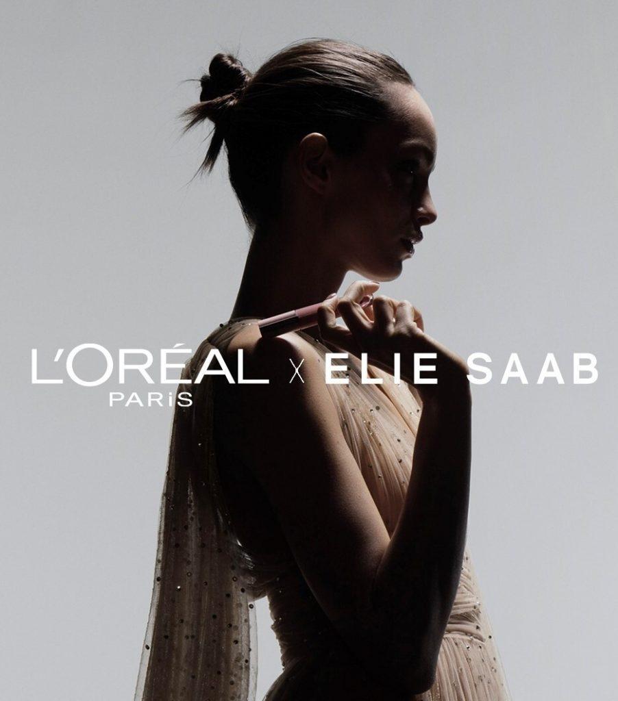 Elie Saab и L'Oréal Paris запускают коллекцию макияжа