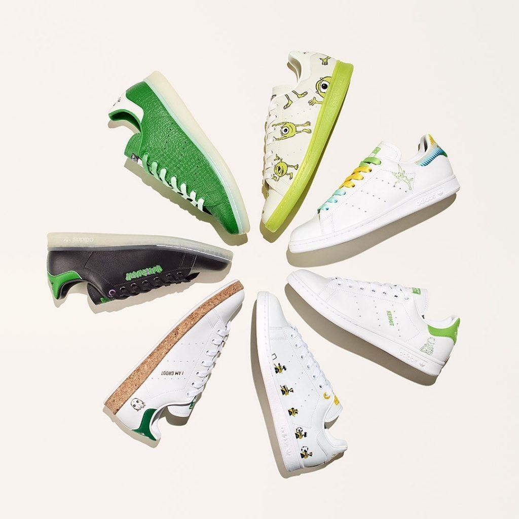 Назад в детство: новая коллекция adidas Originals x Disney Stan Smith