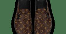Louis Vuitton представил эксклюзивную линейку мюлей