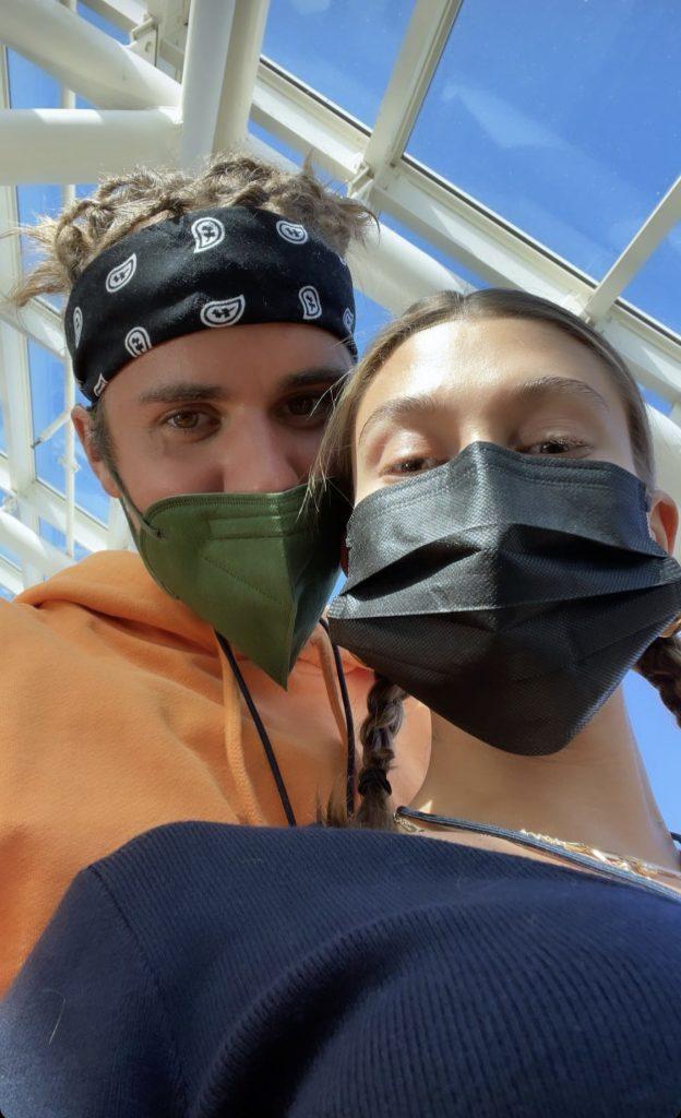 Джастин Бибер опубликовал милое видео с женой