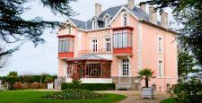 La vie en rose: розовый дом, в котором жил Диор
