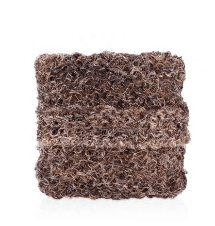 Как правильно пользоваться варежкой из конского волоса?
