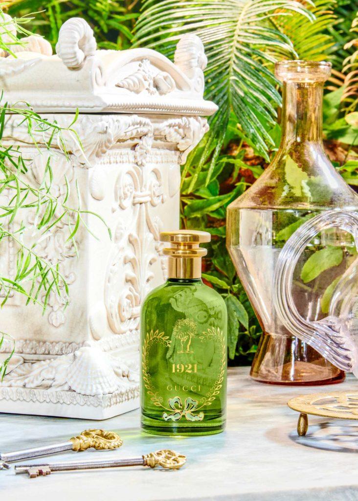 Gucci выпустил парфюмированную воду к 100-летнему юбилею Дома