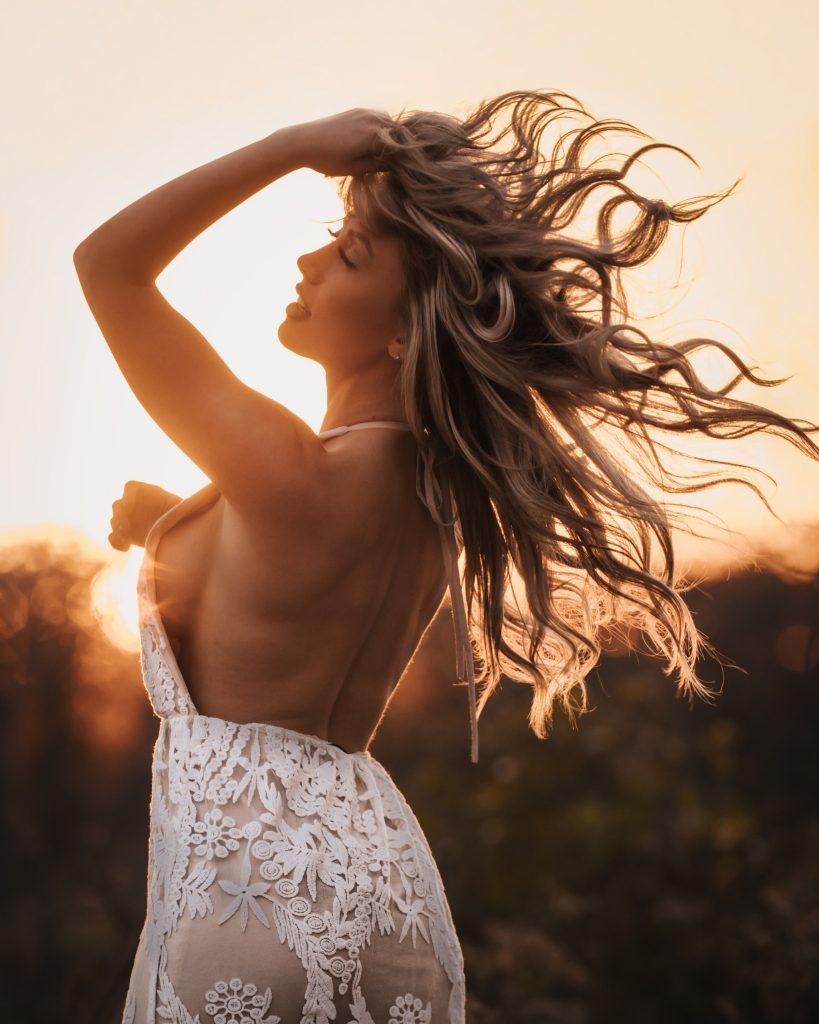 Как ухаживать за волосами летом?