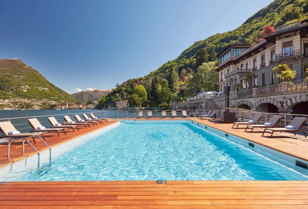 Dolce Far Niente. Итальянские каникулы в Mandarin Oriental на озере Комо