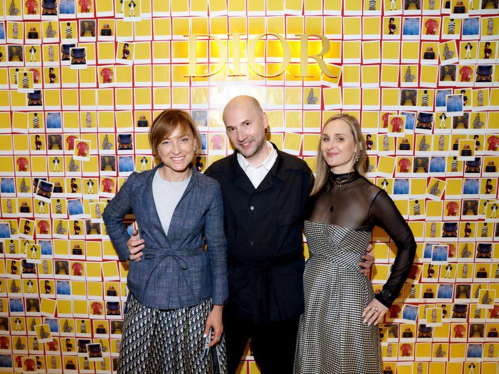 3 дня с Dior: презентация коллекции Pre-Fall'21 в Алматы