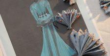 Как создавалась коллекция Ulyana Sergeenko Haute Couture, осень-зима 2021/2022?
