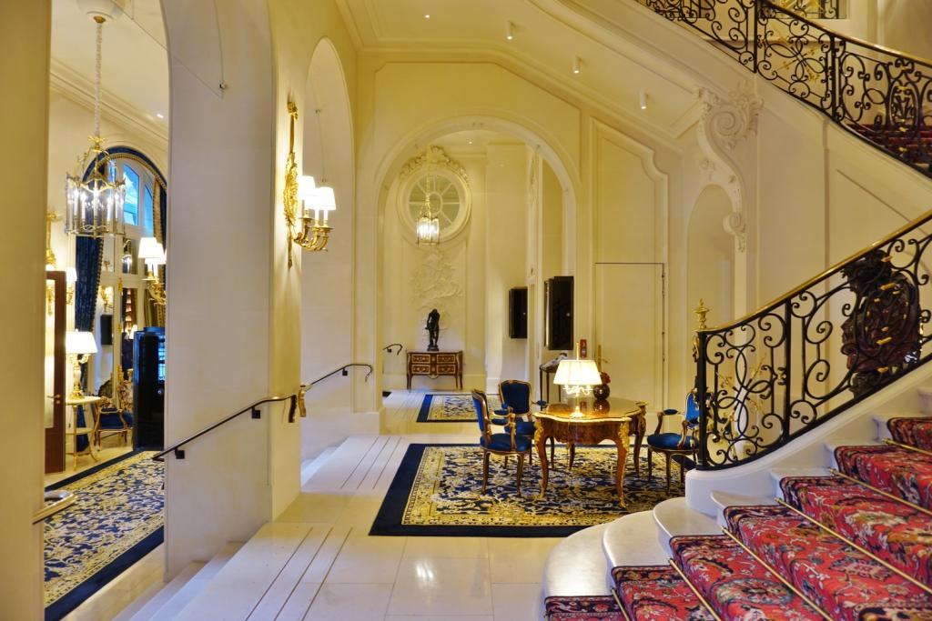 Ritz Paris - истории легендарного отеля