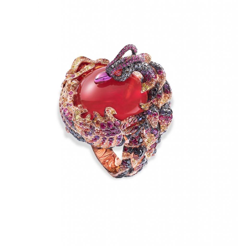 Ювелирный рай от Chopard в коллекции Red Carpet