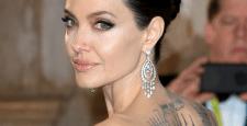 Анджелина Джоли была замечена в компании The Weeknd. Снова!