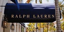 Продажи Ralph Lauren выросли на 182 %