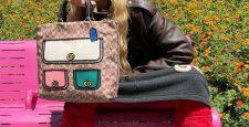 Coach представляет обновленную версию сумки Rogue