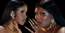 Карди Би и Lizzo стали богинями Олимпа. Видео!