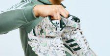 Adidas сделали коллаборацию с Джереми Скоттом