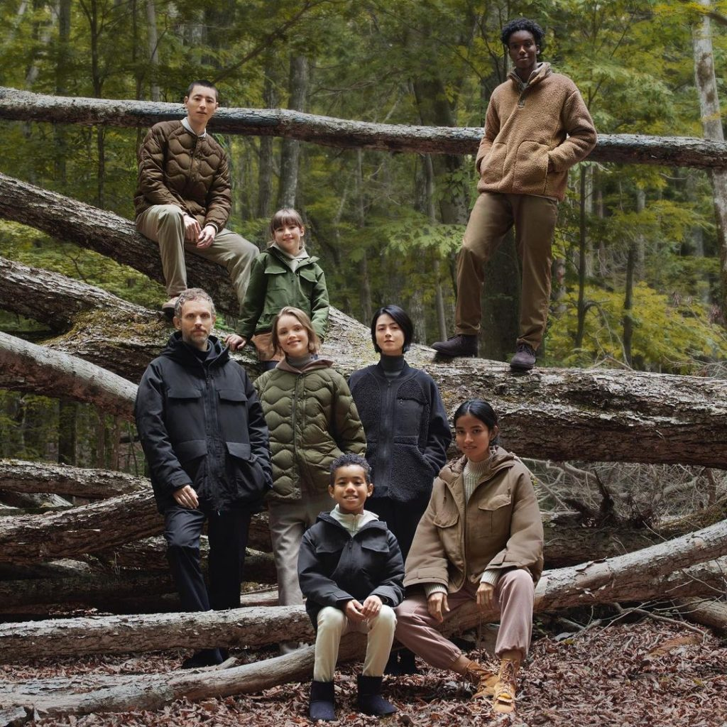 UNIQLO выпустили коллекцию в коллаборации с White Mountaineering