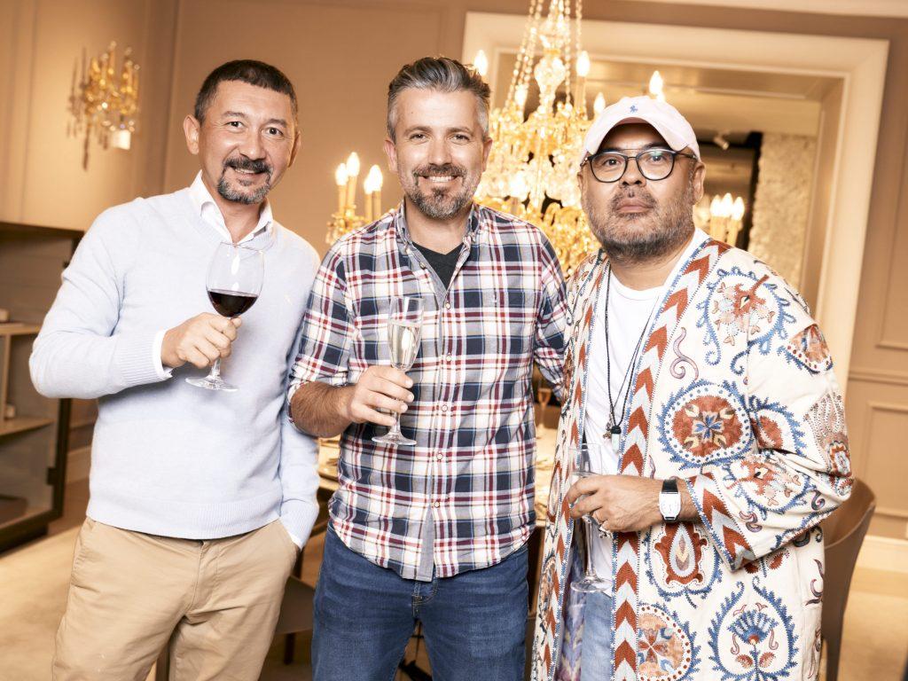 """Кто стал специальным гостем на вечере """"Arte Di Casa""""?"""